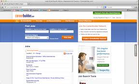 career builder resume builder an interview with careerbuilder com on how to deliver a great careerbuilder homepage