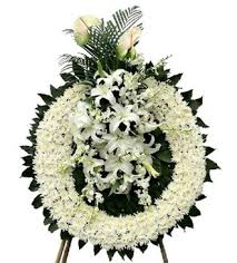 funeral flower funeral flower wreath standing spray china