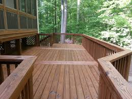 5 Expert Tips For Staining A Deck Consumer Reports by Don U0027t Clean Your Wood Deck With Bleach Angie U0027s List