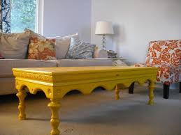 coffee table homelegance cleo storage ottoman yellow 4500 f3 he f3