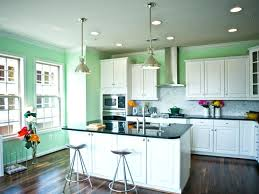 colourful kitchen cabinets green painted kitchen cabinets by1 co