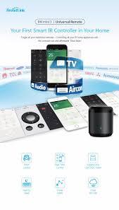 Home 4g by Broadlink Rm Mini3 Black Bean Smart Home Universal Intelligent