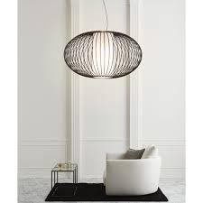 Alte Wohnzimmerlampen Titti Hängeleuchte Aus Drahtgitter 90 Cm Durchmesser Mit