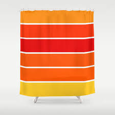 Best Red Striped Shower Curtain Products On Wanelo