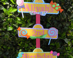 candyland party ideas candyland party etsy