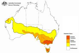 bureau of metereology pilot heatwave forecast from bureau of meteorology abc