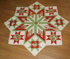 modern decoration quilted tree skirt pattern patterns