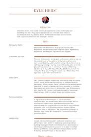 Resume Back To Work Bold Design Ideas Barback Resume 4 Back To Work Resume Example