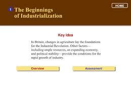 ppt the industrial revolution 1700 u20131900 powerpoint