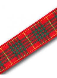 tartan ribbon cameron tartan ribbon kinloch