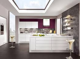 cuisine blanche laqué cuisine blanc laque avec ilot 1 am233nager sa cuisine cr233er un