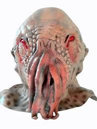 horror masks halloween amazon com om tm halloween creepy ood octopus head mask doctor