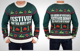 12 sweaters for who tv and