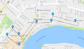 Bourbon Street New Orleans Map by World Bike Ride New Orleans Edition Rolls June 10 The Latest