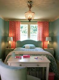 home design room ideas for teenage girls blue window treatments