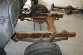 Classic Ford Truck Suspension - cure those suspension woes with tci engineering u0027s u002755 59 chevy ifs