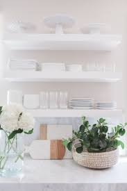 Open Shelf Kitchen by Best 10 Floating Shelves Kitchen Ideas On Pinterest Open