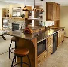 simple kitchenette ideas for basements about remodel home design
