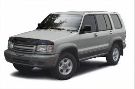 2002 isuzu trooper new car test drive