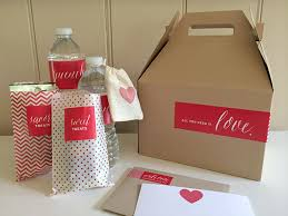 wedding welcome boxes wedding welcome boxes an easy diy project