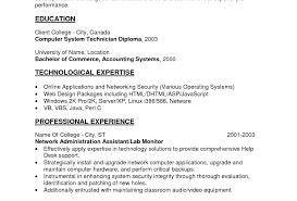 Sle Resume For Service Desk Sle Help Desk Resume