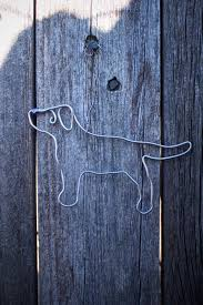 well crafted cat or wire ornaments are handmade to order with