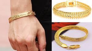 jewelry man gold bracelet images Gold bracelet for men mens gold bracelets collection 2018 jpg