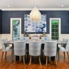 Pictures Of Wainscoting In Dining Rooms Blue Dining Room Photos Hgtv