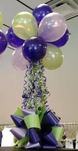 balloon centerpiece ideas glamarous birthday party balloon centerpiece search