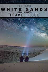 New Mexico world travel guide images Best 25 white sands new mexico ideas white sands jpg
