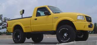tire size for ford ranger ford ranger bronco ii tire fitment