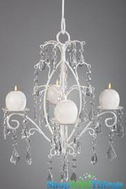 Real Candle Chandelier Hanging Candle Holders Shopwildthings