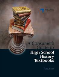 high school history book a consumer s guide to high school history textbooks the b