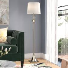 glam floor lamps you u0027ll love wayfair