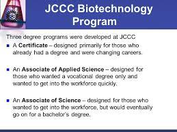 jccc map the biotechnology program at jccc johnson county community