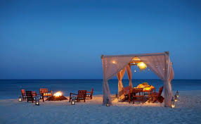 candle light dinner long island honeymoon special candle light dinner in havelock thrillophilia