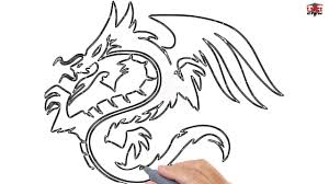 how to draw a tattoo easy step by step drawing tutorials for kids