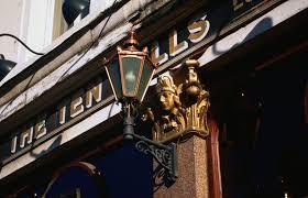 top irish pubs in london