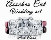camo wedding sets camo wedding rings camo engagement wedding sets the big
