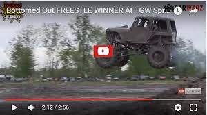 muddy monster truck videos the muddy news