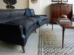 Curved Conversation Sofa by Hound Sofa Howe London