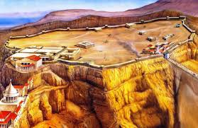 si e de massada an artist s depiction of the siege of masada in 72 ad note the