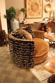 Round Chairs For Living Room by Big Round Chair Bella Rustica Fur Big Round Chair Glamorous Big
