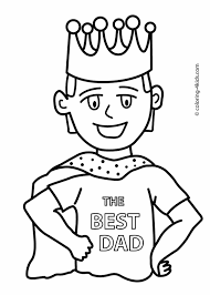 happy birthday coloring pages to print printable coloring page free clering sheet pages happy dad
