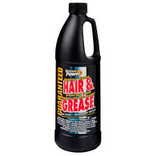 Clogged Kitchen Sink Drano by Instant Power 33 8 Oz Hair And Grease Drain Opener 1969 The