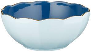 Blue Shades Amazon Com Marchesa Shades Of Blue All Purpose Bowl By Lenox