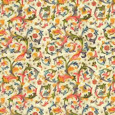 floral printed tissue paper wrap florentine print traditional floral