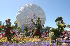 outdoor kitchen tour u2013 delicious snacks at epcot u0027s flower and