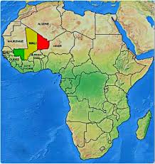 Mali Africa Map by Mali Industry Opportunities Africa Job Board