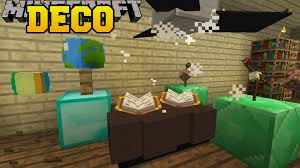 minecraft animated decorations ceiling fan bouncing